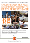 Catalogue du Service Public Régional de Formation Permanente et d'Apprentissage