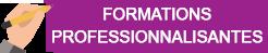 aller vers la page présentant les formations professionnalisantes du Carif Espace Competences
